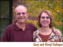 Gary & Cheryl Salinger