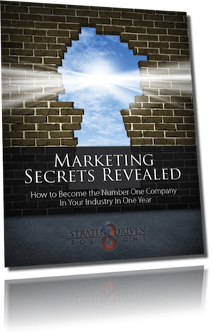 Marketing Secrets Revealed: How to Become the Number One Company In Your Industry In One Year